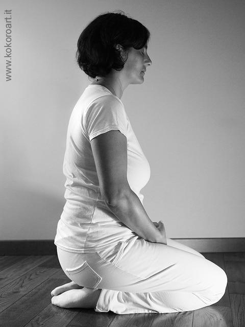 Seiza, la posizione seduta tradizionale Giapponese
