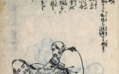 Shiatsu storia e origini, connessioni con l'Anma e l'Anpuku