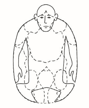 Mubun Jaki map